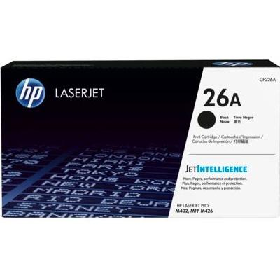 Toner HP 26A CF226A black