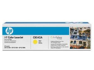 Toner HP 125A CB542A yellow
