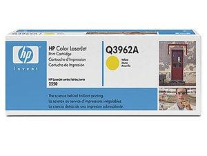 Toner HP 122A Q3962A yellow