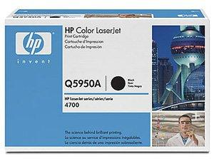 Toner HP 643A Q5950A black