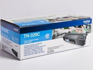 Toner Brother TN-329C cyan
