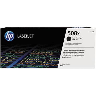 Toner HP 508X CF360X black