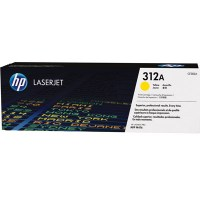 Toner HP 312A CF382A yellow