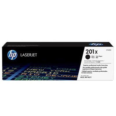 Toner HP 201X CF400X black