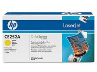 Toner HP 504A CE252A yellow