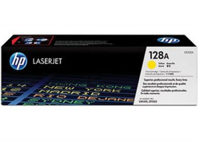 Toner HP 128A CE322A yellow