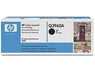 Toner HP 122A Q3960A black
