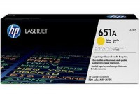 Toner HP 651A CE342A yellow