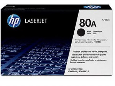Toner HP 80A CF280A black