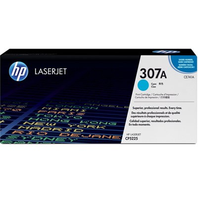 Toner HP 307A CE741A cyan_product