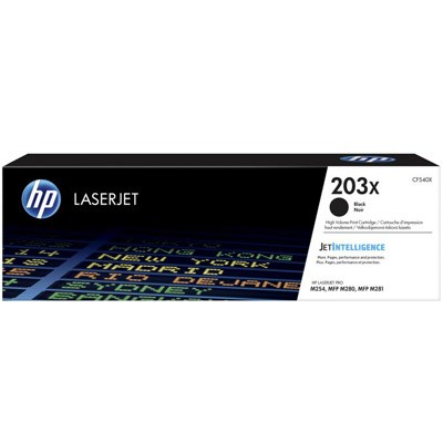 Toner HP 203X CF540X black