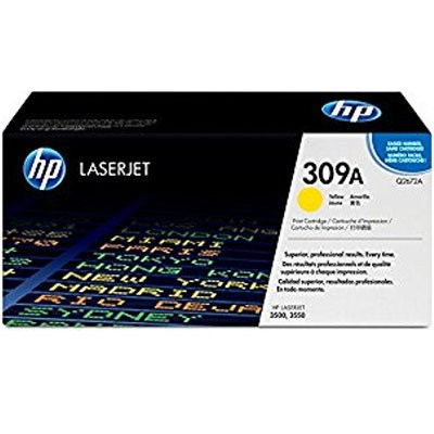 Toner HP Q2672A 309A yellow