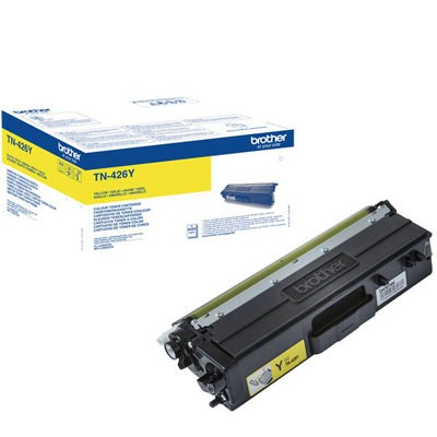 Toner Brother TN-426Y yellow