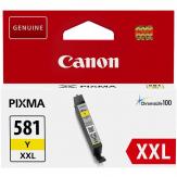 Inkoust Canon CLI-581XXL yellow