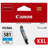 Inkoust Canon CLI-581XXL cyan