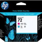 Printhead HP 72 C9383A cyan magenta