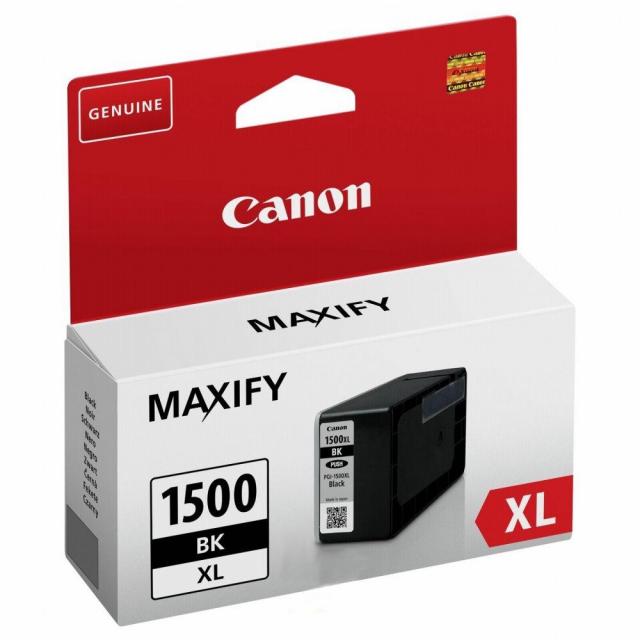 Inkoust Canon PGI-1500 XL black