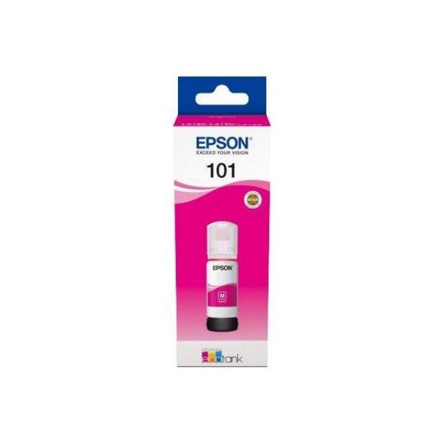 Inkoust Epson 101 C13T03V34A magenta