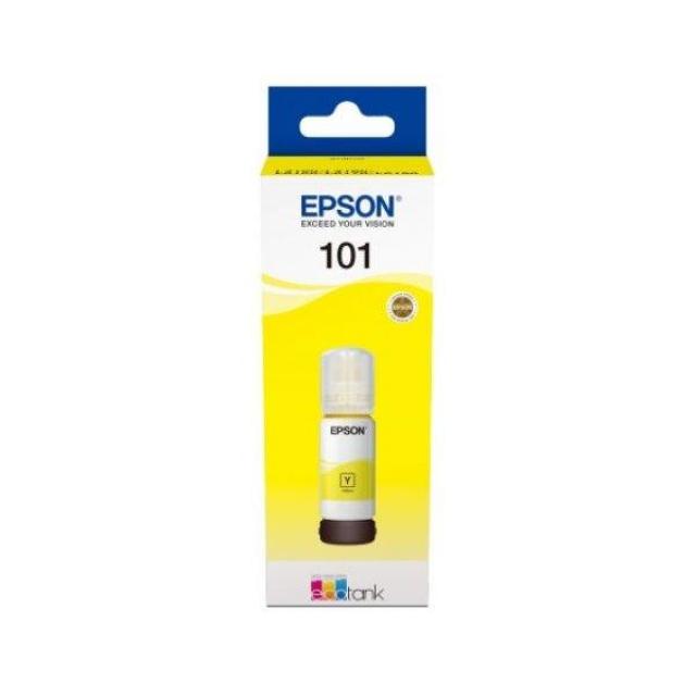 Inkoust Epson 101 C13T03V44A yellow
