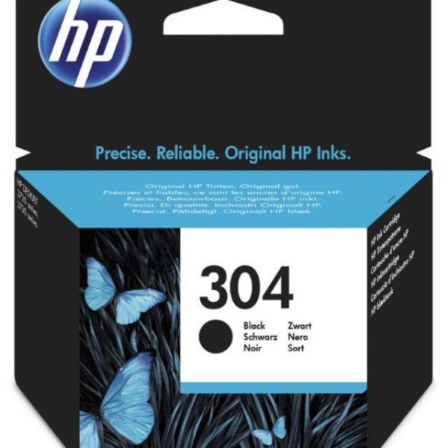 Inkoust HP 304 N9K06AE black